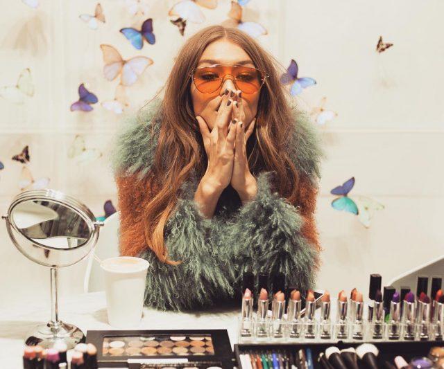 Gigi Hadid + Maybelline = Dominasi Dunia Solekan?