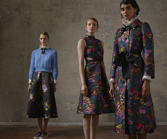 Butiran Kolaborasi Tahunan H&M 2018: ERDEM x H&M