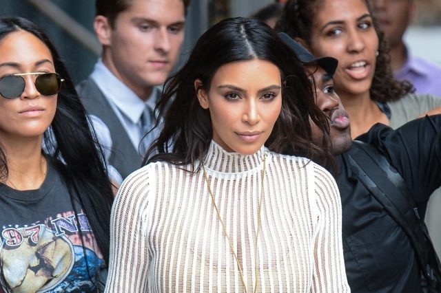 Kim Kardashian West Bertarung Dengan Gangguan Mental
