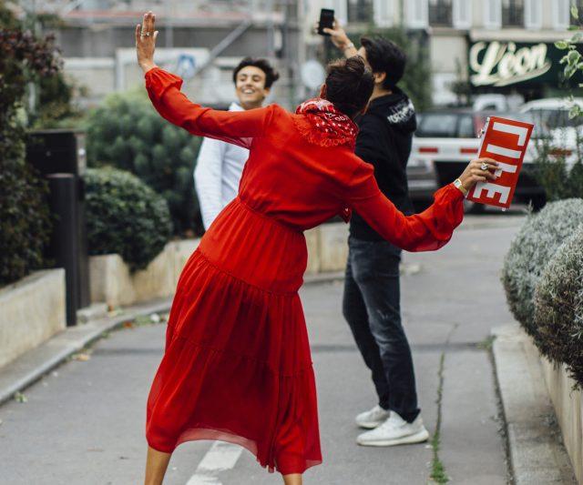 Inspirasi Fesyen Daripada Street Style Kota Paris