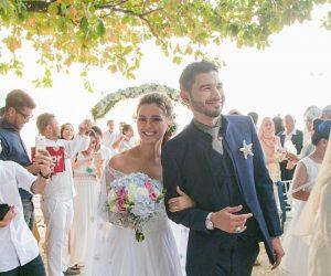 Perkahwinan Magikal Che Puan Juliana Evans Bersama Tengku Shariffuddin Shah