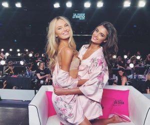 Detik Belakang Pentas Victoria's Secret Fashion Show 2017