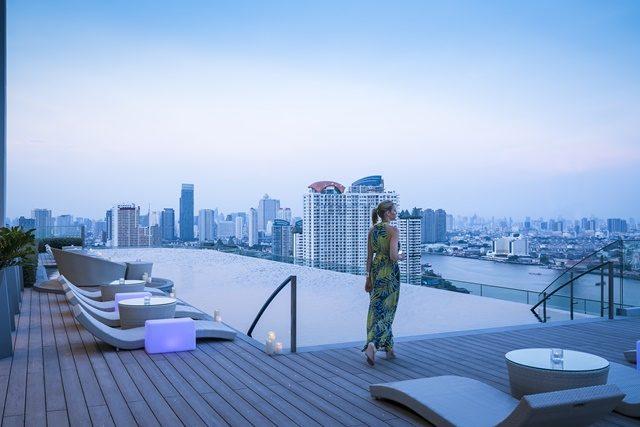 Penginapan Istimewa di Kota Bangkok