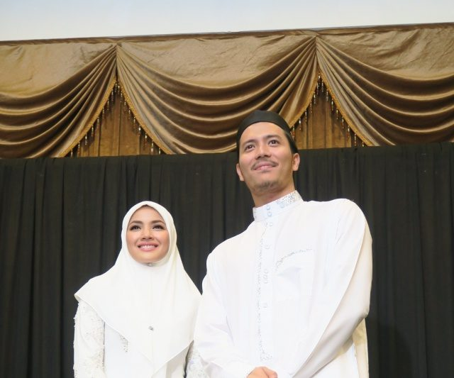 Pendedahan Fazura dan Fattah Amin Perihal Spekulasi Hubungan Mereka
