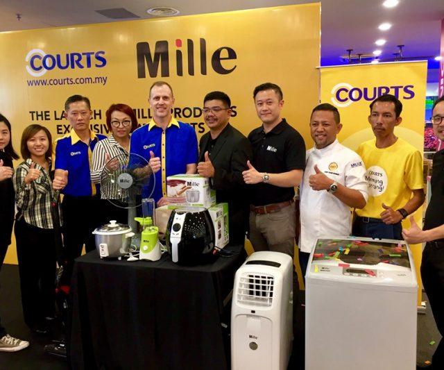 Diari Deko – Mille kini di Courts Malaysia