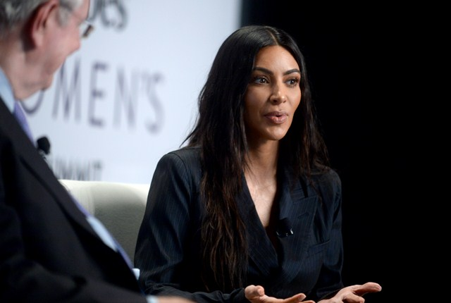 Cyntoia Brown Adalah >> Kim Kardashian West Enggan Berdiam Diri Terhadap Ketidakadilan