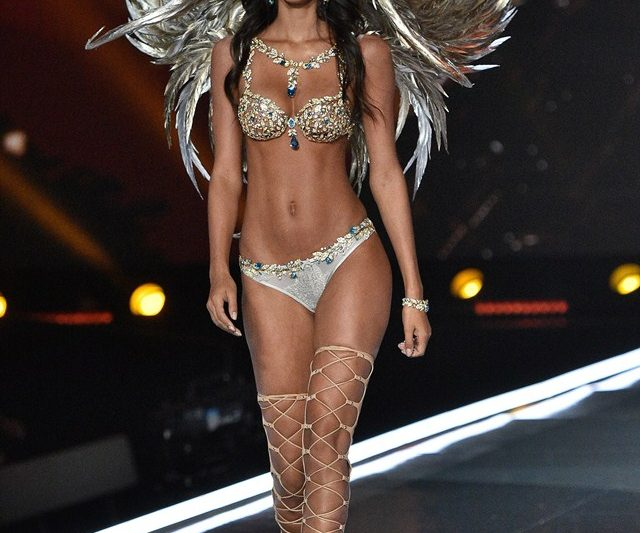Victoria's Secret Fashion Show 2017 Takluk Kota Shanghai