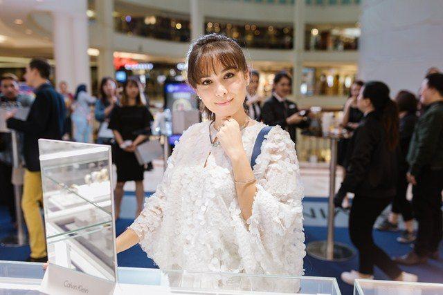 Pembukaan Kiosk Terbesar Calvin Klein Watch + Jewelry