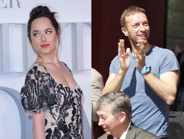 50 Shades of Romance Antara Dakota Johnson & Chris Martin Mungkin Benar?