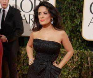 All Black: Tema Karpet Merah Barisan Aktres Golden Globes 2018