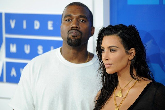 Kim Kardashian West dan Kanye West Teruja Dengan Kehadiran Anak Perempuan Mereka