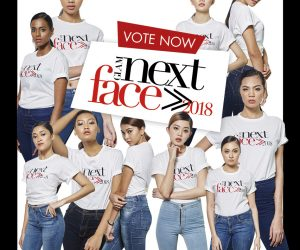 GLAM Next Face 2018 – Voting!
