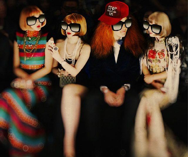 GLAM Exposé: Drama Minggu Fesyen Tagih Front Row Demi Status