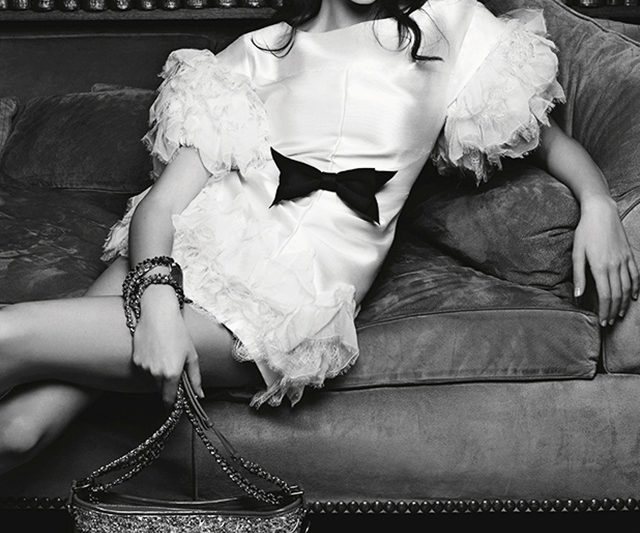 Kaia Gerber Merentas Masa Buat Manifesto Terbaru Kempen Chanel