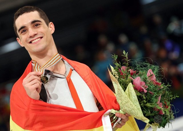 Atlet Lelaki Winter Olympics 2018 Paling Gorgeous