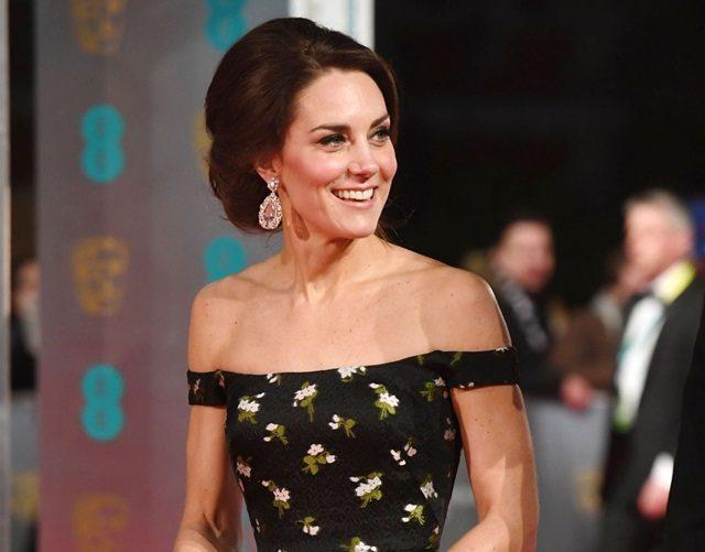 Adakah Kate Middleton Akan Dikecam Kerana Memilih Untuk Memakai Hitam Sewaktu BAFTA Kelak?