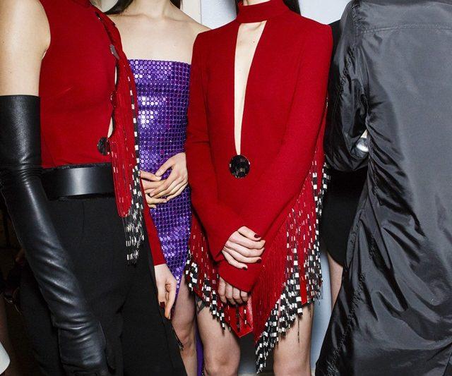 Momen-Momen Perlu Diingati Belakang Pentas Minggu Fesyen London