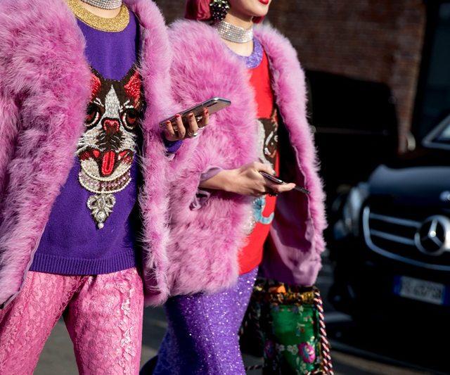 Superstar Dunia Fesyen Menyahut Panggilan Minggu Fesyen Milan