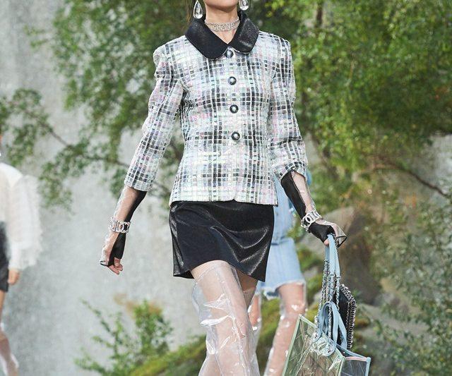 Trend Bag Berganda Chanel Bunga/Panas 2018 Menarik Perhatian Golongan Fashionista