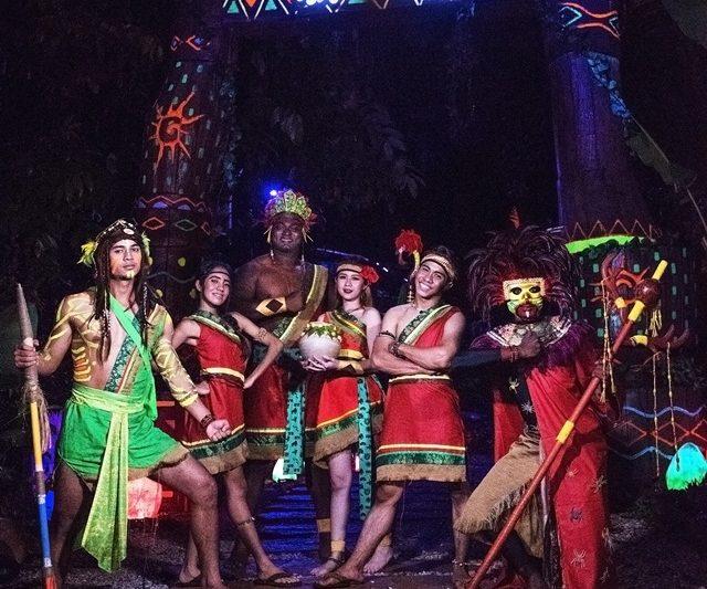 Peluang Untuk Dikelilingi 5 Bilion Bintang Di Lost World of Tambun