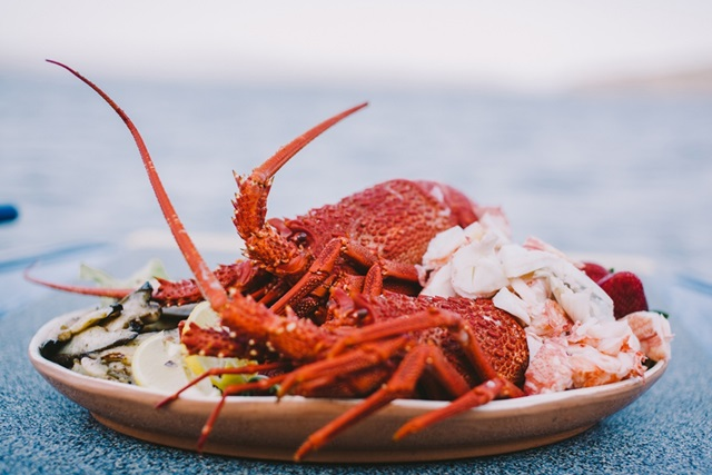 Crayfish – Tasmanian Seafood Seduction