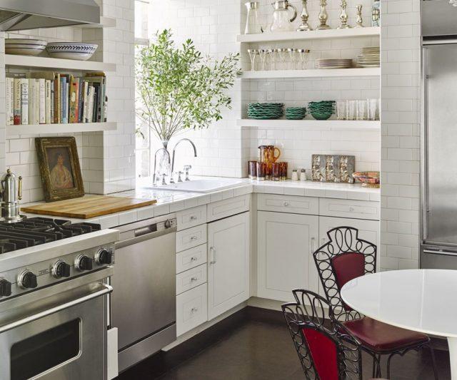 Ruang – 15 Reka Bentuk Dapur Saiz Kecil