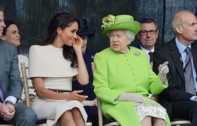 Keakraban Meghan Markle & Ratu Elizabeth Mendapat Perhatian Ramai