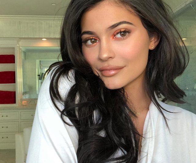 Kylie Jenner Membuat Keputusan Yang Besar Demi Bibirnya