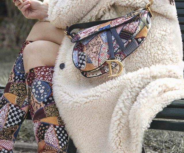 Nafas Baru Saddle Bag Dior Visi Maria Grazia Chiuri