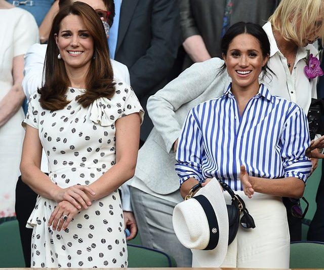 Barisan Kerabat Diraja, Sosialit, dan Selebriti Yang Menyaksikan Wimbledon