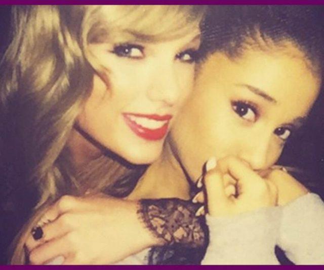 Ariana Grande Mengkritik Taylor Swift Kerana Terus Membisu?