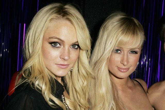 Paris Hilton Menghentam Lindsay Lohan Dengan Komen Di Instagram