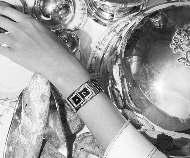 Code Coco Chanel Nafas Kontemporari Buat Jam Tangan