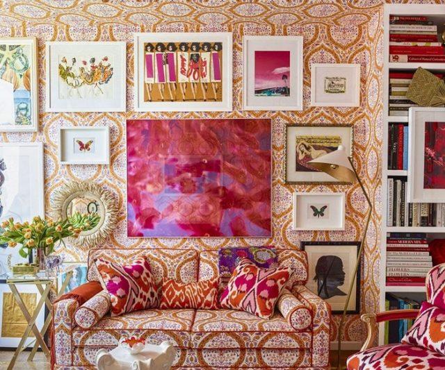 Idea – 22 Paten & Warna Kertas Dinding Menawan