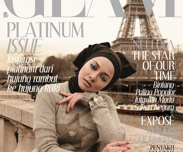 Neelofa, The Star of Our Time: Bintang Paling Popular, Jutawan muda & Ikon Negara