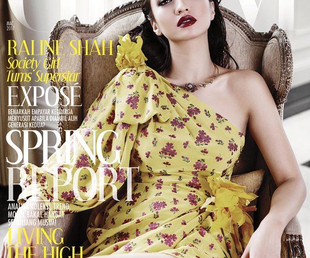 Raline Shah, Society Girl Turns Superstar