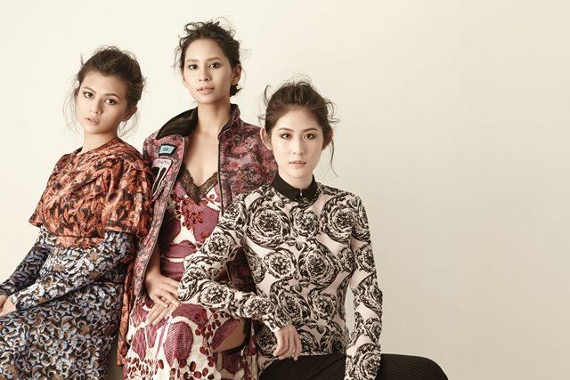 The Women About Town: Aina Syahirah, Bahiah Zulkifli dan Julie Anne Kang