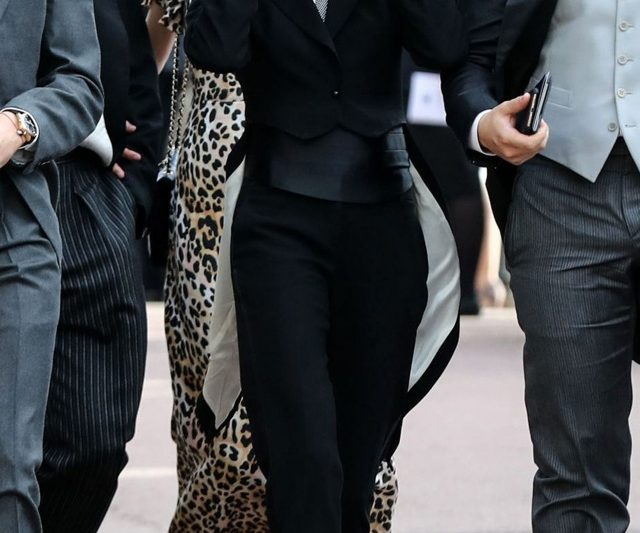 Gaya Menawan Pilihan Fashionista Yang Menghadiri Perkahwinan Princess Eugenie