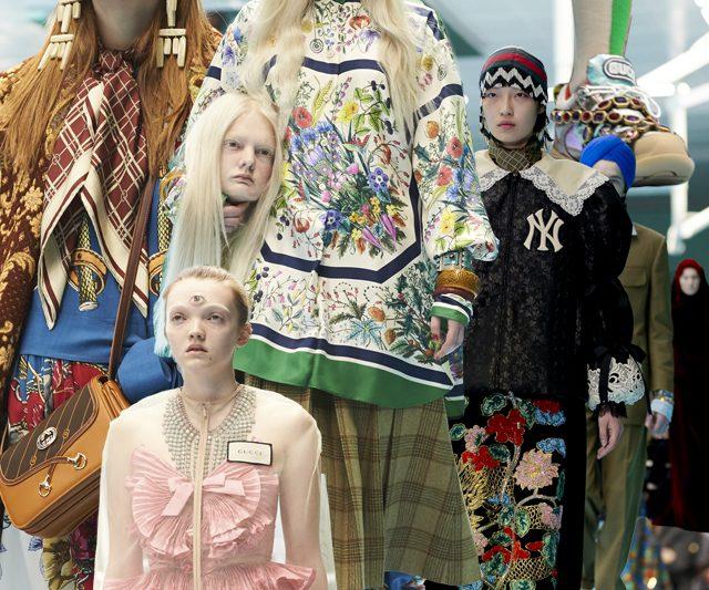 Manifesto Cyborg Menjadi Prinsip Naungan Gucci
