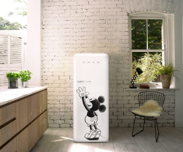 Trend – Edisi Terhad Smeg x Mickey Mouse