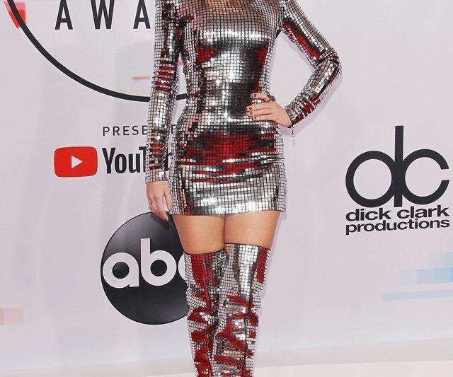 Karpet Merah American Music Awards 2018