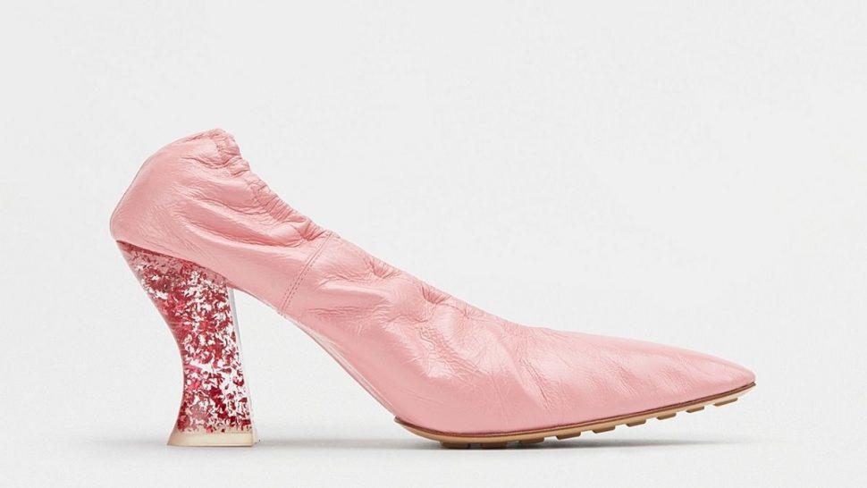 kasut pink