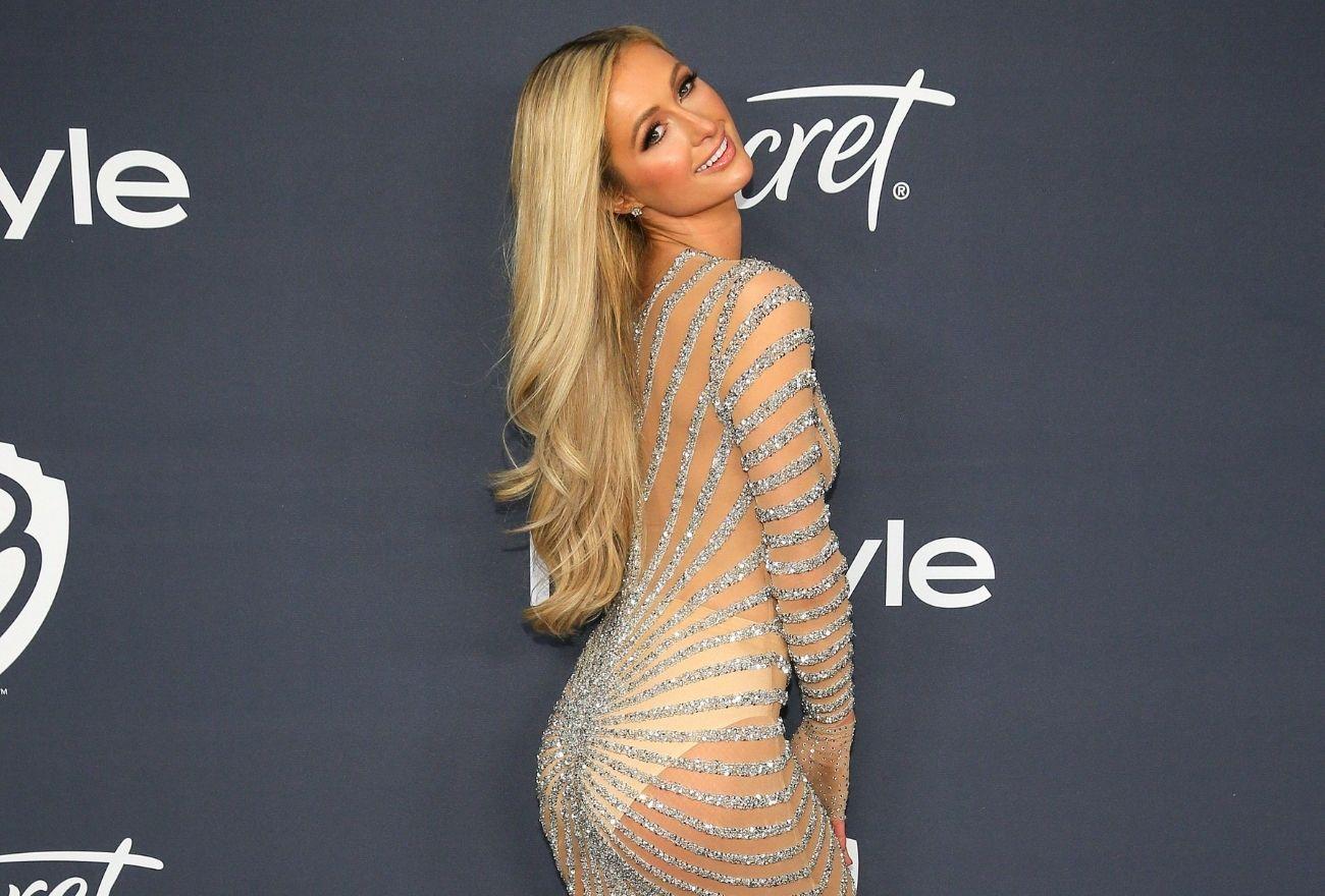 2000s is back, so do Paris Hilton