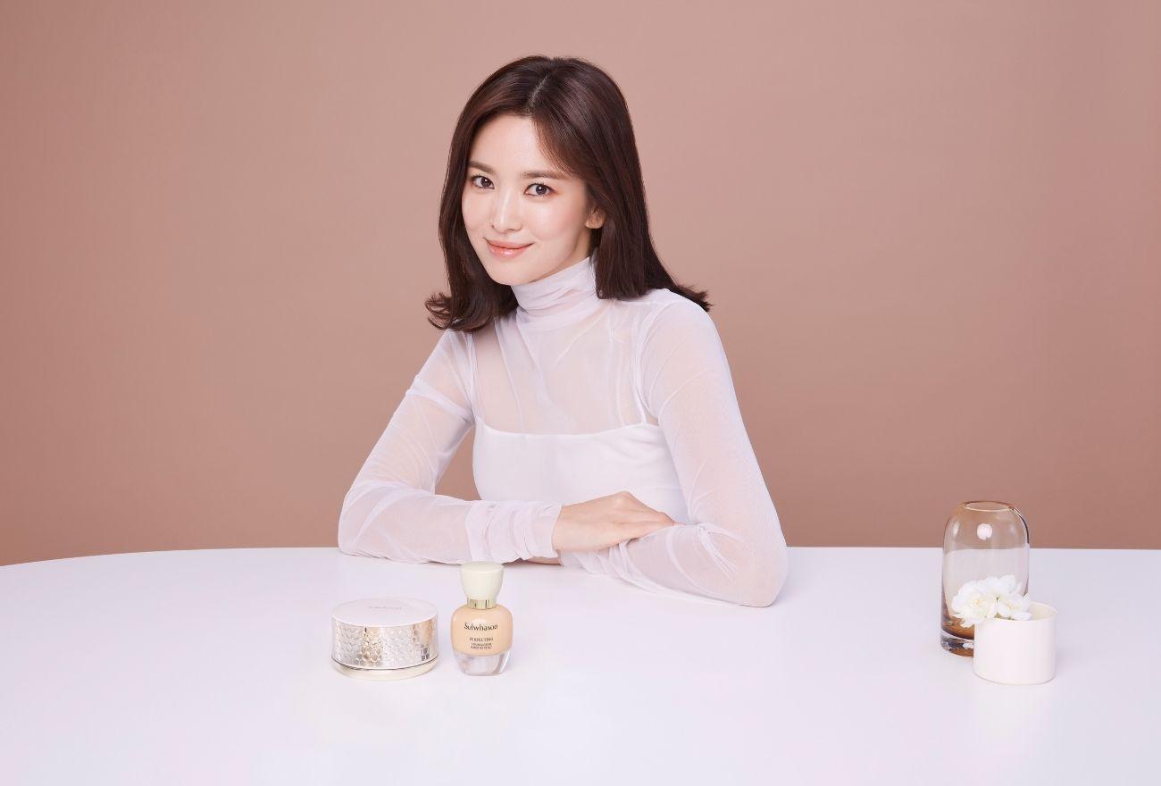 Rahsia Cantik Song Hye Kyo