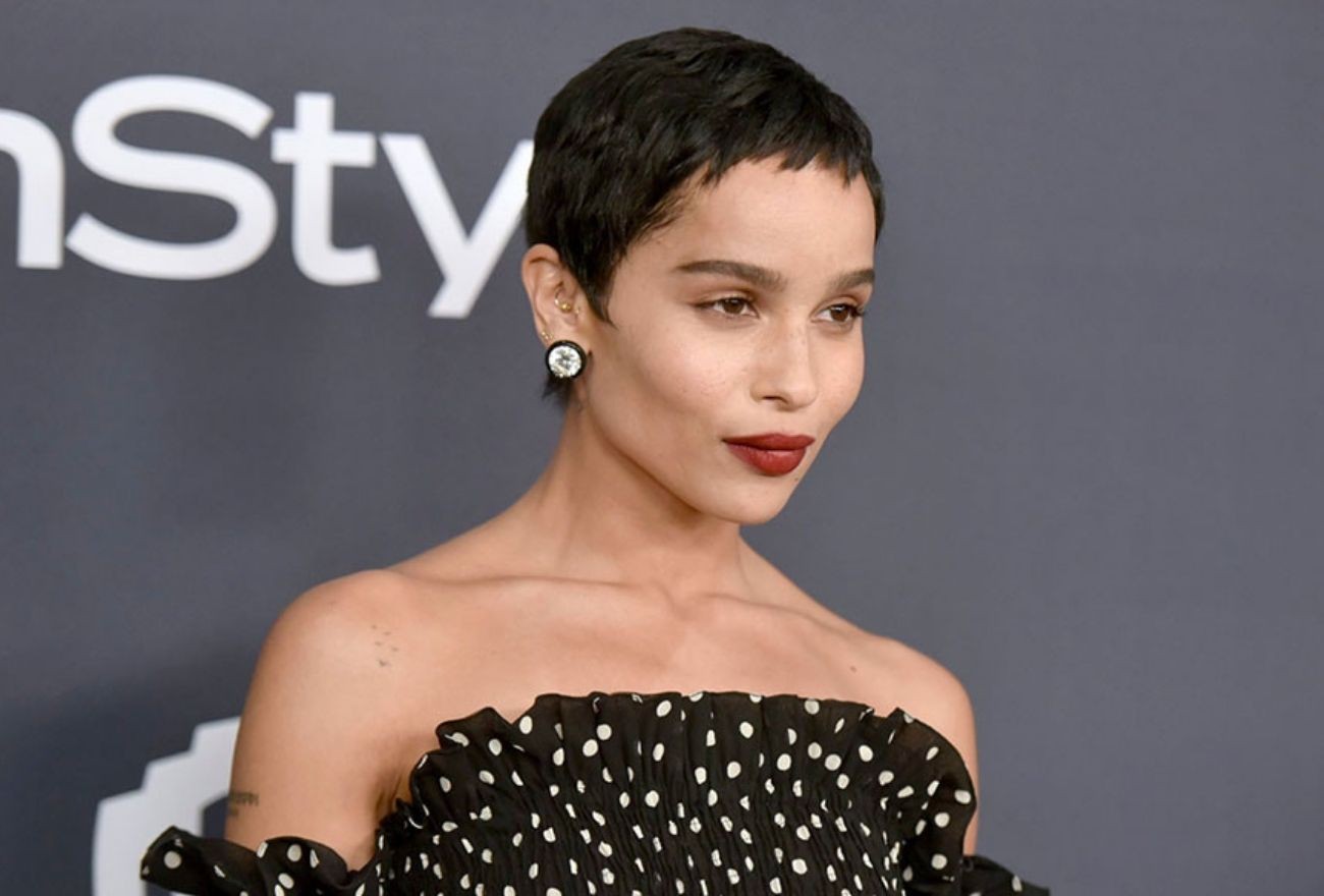 "Zoe Kravitz, Lambang ""21st Century Fashion Girl"""