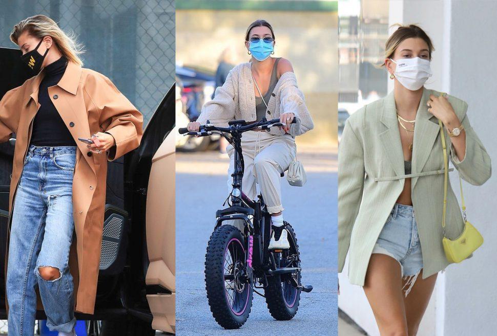 Fesyen Unik Selebriti Luar Negara dan Pelitup Muka