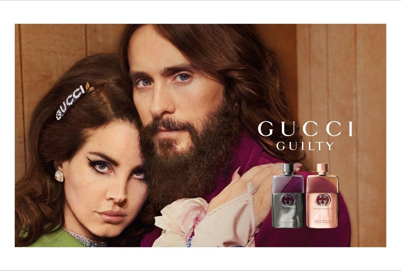 Keharmonian Baharu Gucci Guilty