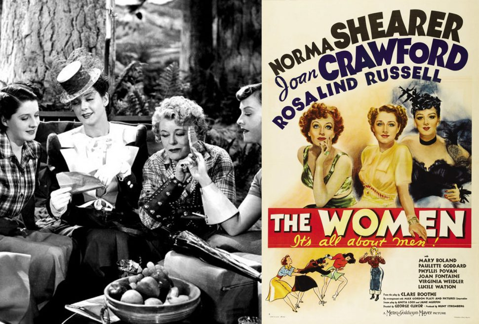 The Women 1939 Inspirasi Moschino Fall RTW 2021