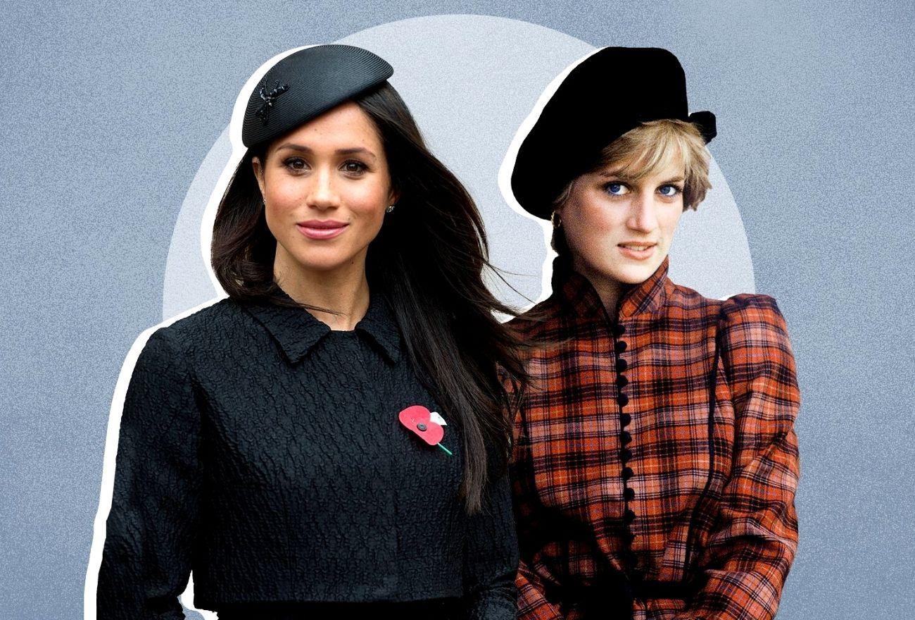 Meghan Markle Beri Penghormatan Buat Mendiang Puteri Diana