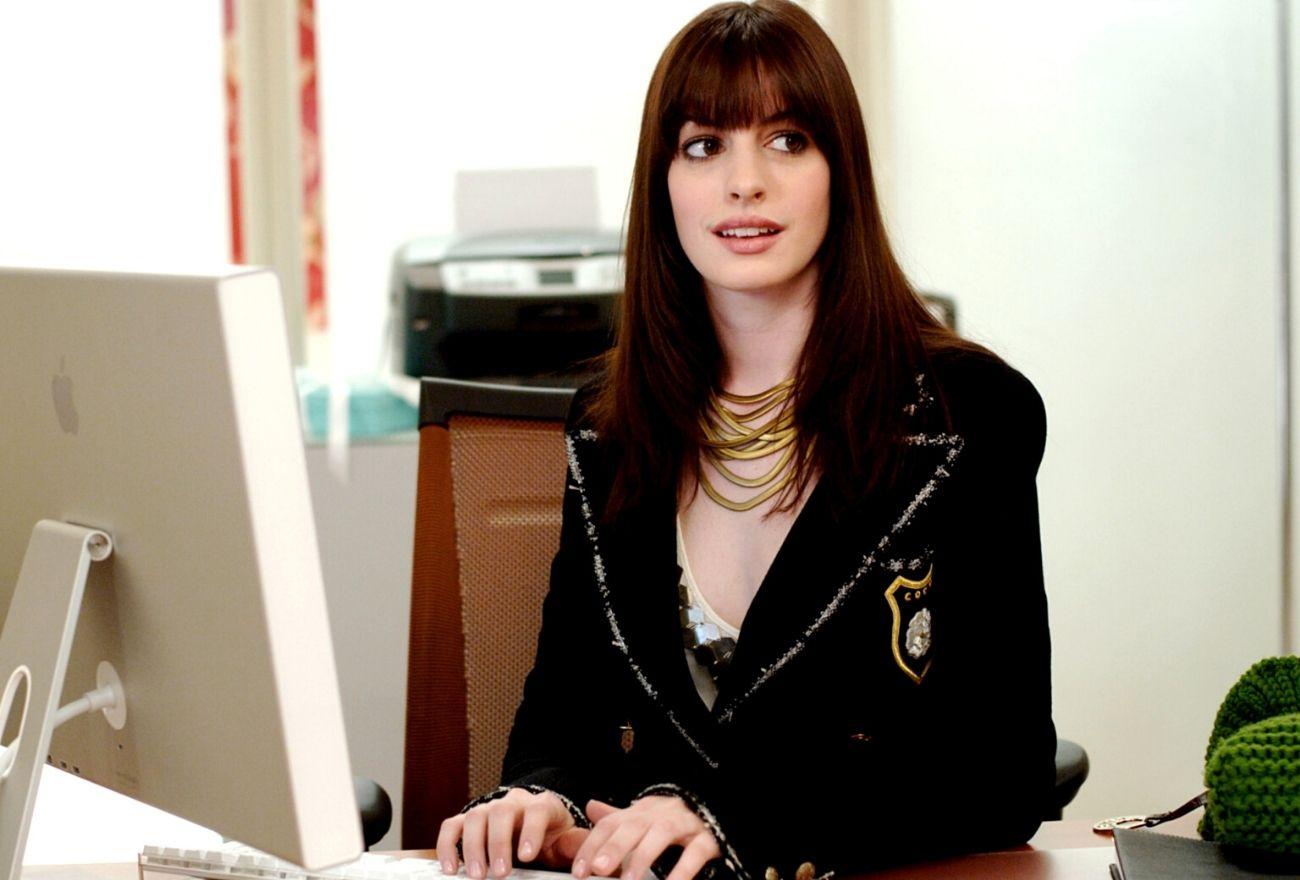 Dipuji Dalam The Devil Wears Prada, Hakikatnya Anne Hathaway Pilihan Ke-9?